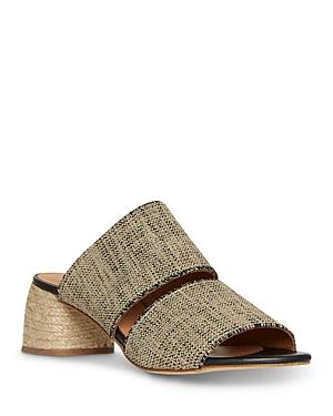 Women's Cayssie Stretchy Linen Espadrille Sandals