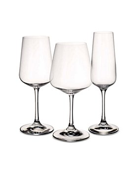 Villeroy & Boch - Ovid Glassware Collection