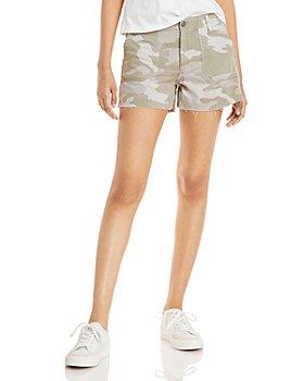 PAIGE - Mayslie Utility Shorts