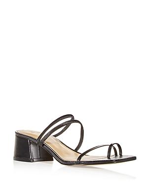 Women's Jadine Block Heel Slide Sandals