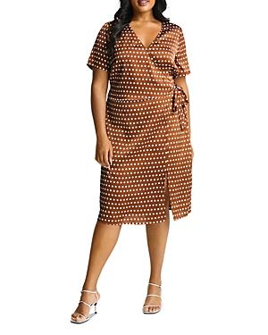 Estelle Plus Seeing Spots Dress