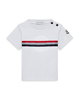 Moncler - Unisex Striped Tee - Baby