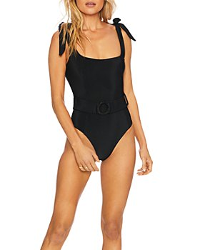 Beach Riot - Sydney Belted One Piece Swimsuit