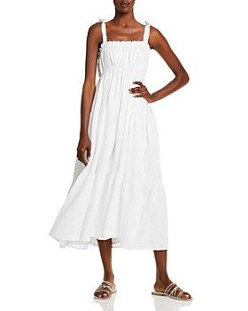 Faithfull the Brand - Bellamy Linen Midi Dress