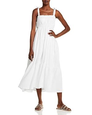 Bellamy Linen Midi Dress
