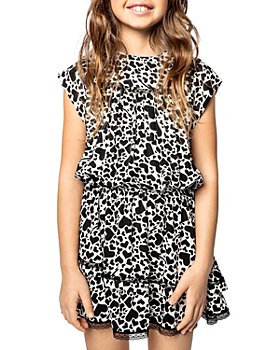 Zadig & Voltaire - Freja Dress - Little Kid, Big Kid