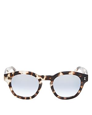 Illesteva Unisex Round Sunglasses, 48mm