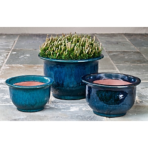 Campania International Alegre Planter, Set of 3