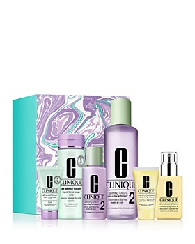 Clinique - Great Skin Everywhere Gift Set for Very Dry to Dry Combination Skin (Types I/II) ($93 value)