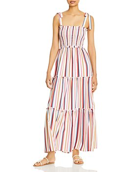 FORE - Smocked Maxi Dress