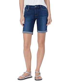 PAIGE - Jax Denim Shorts in Amara