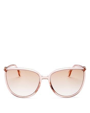Fendi - Women's Cat Eye Sunglasses, 59mm