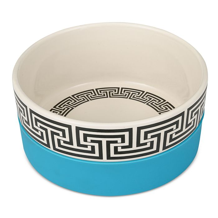 Jonathan Adler - Now House for Pets Duo Dog Bowl, Large