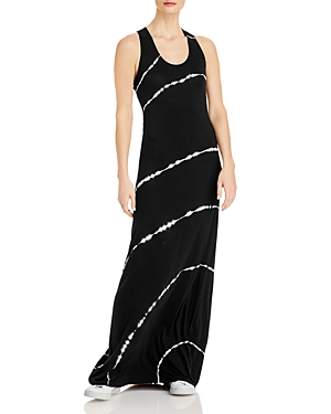 Performance Tie Dyed Maxi Dress