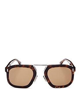 Fendi - Women's Aviator Sunglasses, 53mm