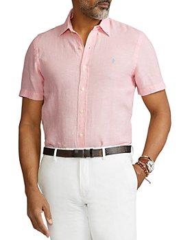 Polo Ralph Lauren - Classic Fit Short-Sleeve Linen Shirt