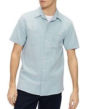 Ted Baker - Denim Camp Shirt