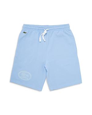 Lacoste Pique Fleece Drawstring Shorts