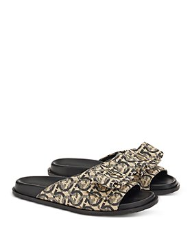 Salvatore Ferragamo - Women's Slip On Embellished Sandals