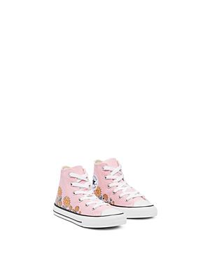Converse Girls' Chuck Taylor All Star High Top Sneakers - Toddler, Little Kid, Big Kid