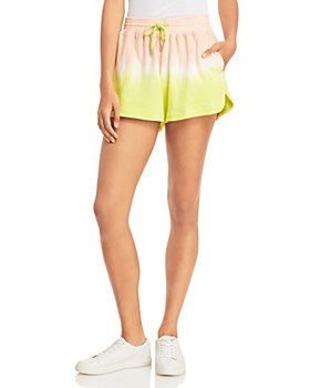 ATM Anthony Thomas Melillo - French Terry Tie Dyed Shorts