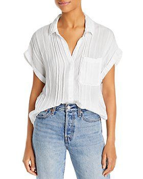 Bella Dahl - Pintucked Shirt