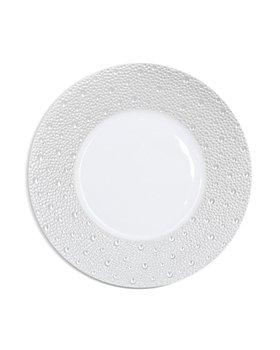 Bernardaud - Ecume Perle Dinner Plate