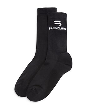 Balenciaga - Logo Sports Socks