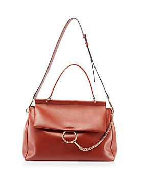 Chloé - Faye Large Leather Day Bag