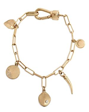 Allsaints Bracelets LINK CHARM BRACELET