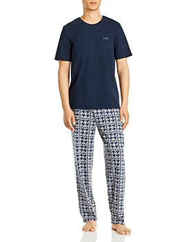 BOSS - Limited Logo Tee & Lounge Pants Set