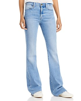 FRAME - Le High Flared Jeans in Tropic