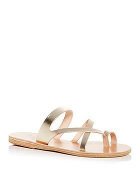 Ancient Greek Sandals - Women's Theoni Toe Ring Sandals