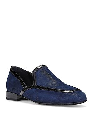 Women's Tailored Slip On Loafer Flats