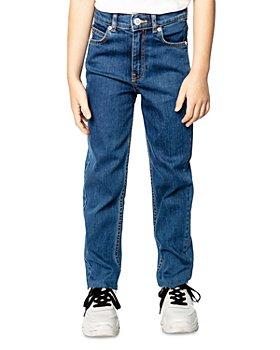 Zadig & Voltaire - Maggie Adjustable Waist Jeans - Little Kid, Big Kid