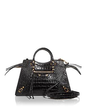 Balenciaga Neo Classic Medium Leather Shoulder Bag