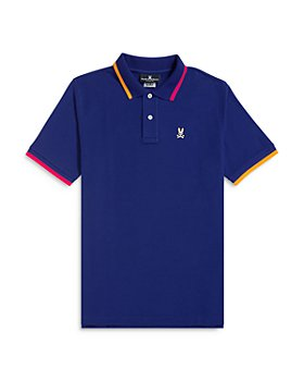Psycho Bunny - Boys' Fritton Polo Shirt - Little Kid, Big Kid