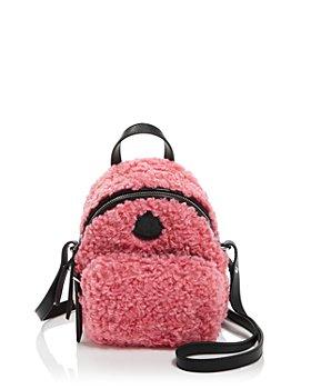 Moncler - Kilia Faux Fur Mini Backpack Crossbody
