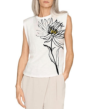 Eco Padded Shoulder Muscle Tee
