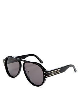 Dior - Women's Brow Bar Aviator Sunglasses, 58mm