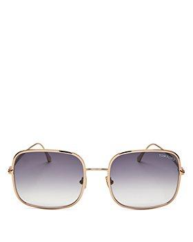 Tom Ford - Women's Keira Square Sunglasses, 58mm