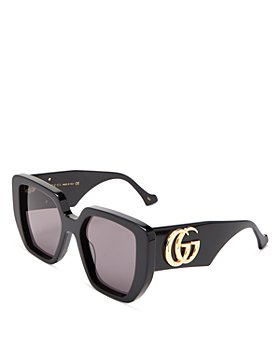Gucci - Women's Square Sunglasses, 54mm