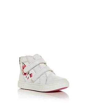UGG® - Girls' Rennon II Floral High Top Sneakers - Walker, Toddler