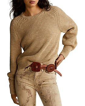 Ralph Lauren - Blouson Sleeve Sweater