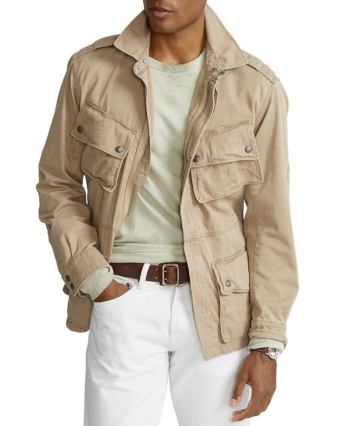 Polo Ralph Lauren - Twill Field Jacket