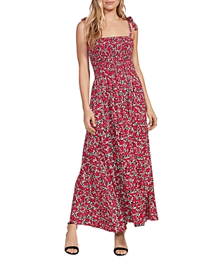 Bb Dakota by Steve Madden Sandy Floral Print Maxi Dress