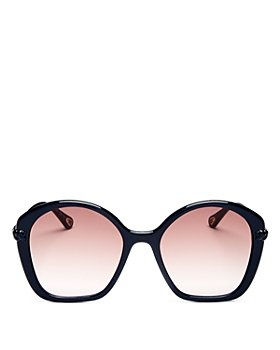 Chloé - Women's Square Sunglasses, 55mm