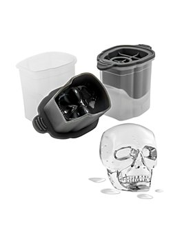 Tovolo - Skull Ice Mold, Set of 2