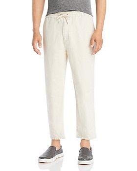rag & bone - Cotton & Hemp Reed Pants