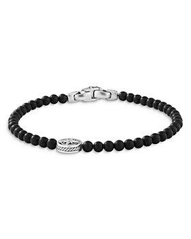 David Yurman - Spiritual Beads Compass Rose Bracelet with Black Onyx